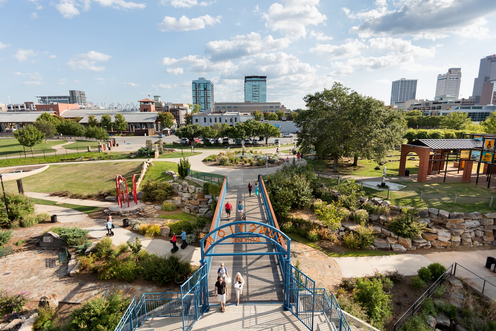 Little Rock Riverfront Park